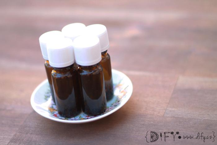 Základy aromaterapie - použití olejů