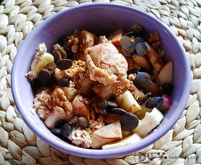 Královská snídaně plná superpotravin