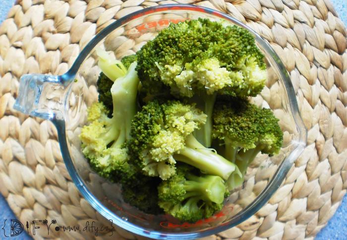 Snadné a zdravé brokolicové placky - recept