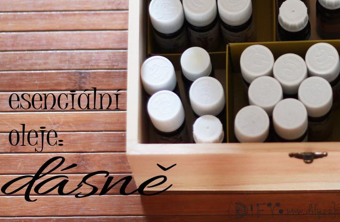 Esenciální oleje, přírodní přípravek k péči o dásně