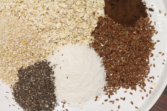 Recept na granolu se spoustou vlákniny a omega 3