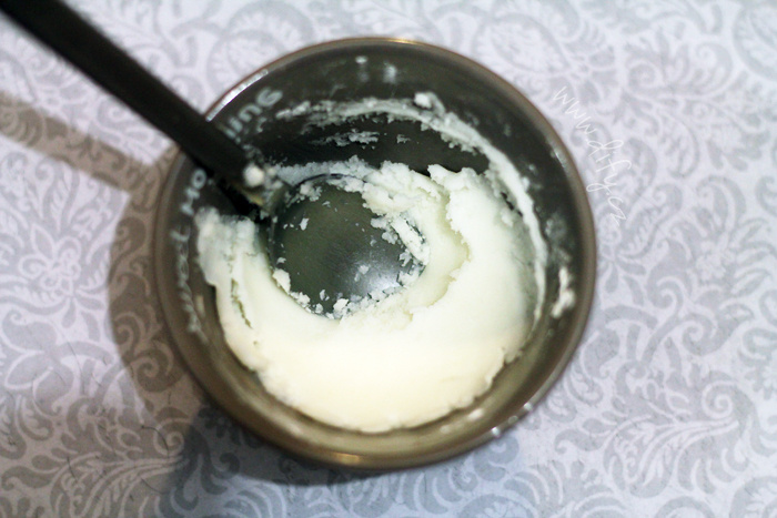 Domácí bezhliníkový antiperspirant