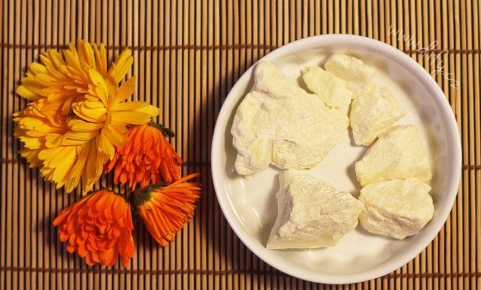 Výroba domácího měsíčkového kakaového másla