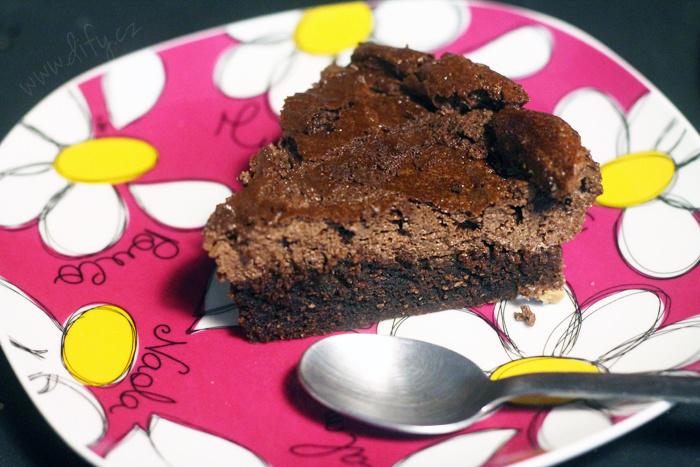 Kakaovo kokosový cheesecake