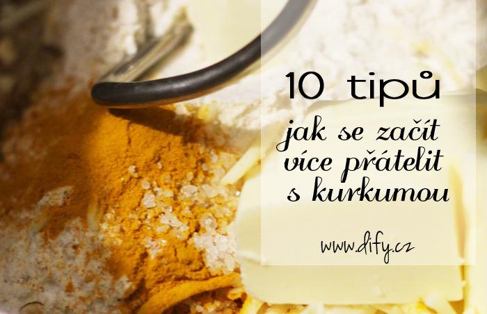 Jak používat kurkumu v kuchyni