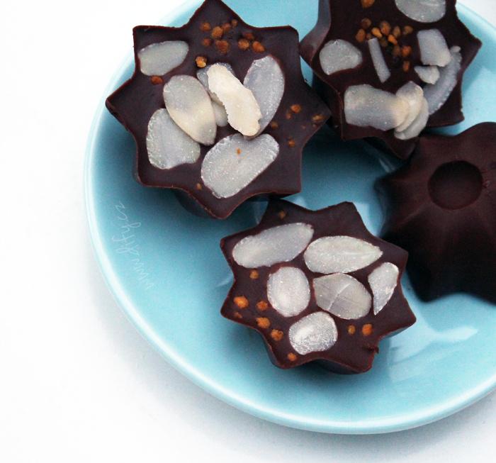 Čokoláda s kokosovým olejem