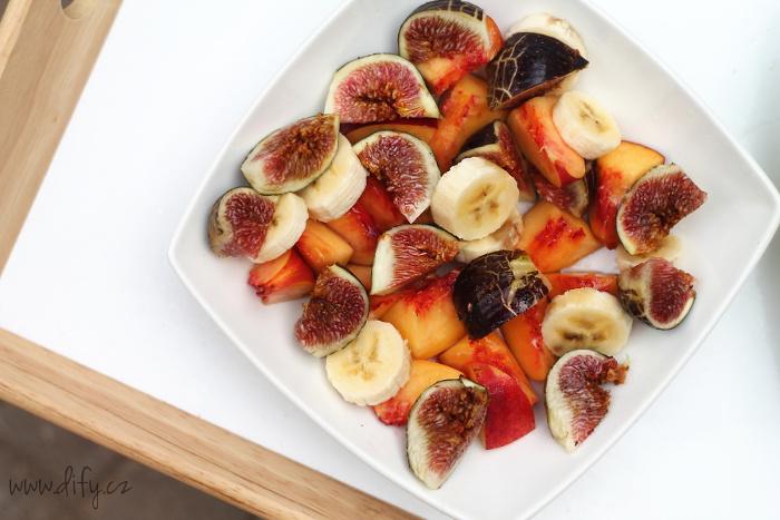 Ovocno-zeleninové dny - snídaně 1