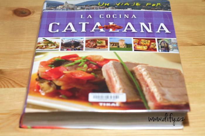 Skvělá kuchařka katalánské kuchyně