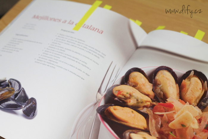 Katalánské vaření, k němu patří mušle