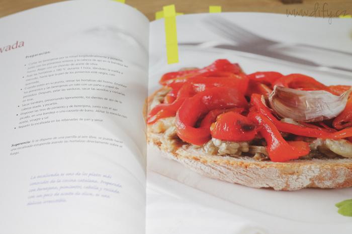 Katalánská kuchařka a recept na escalivadu