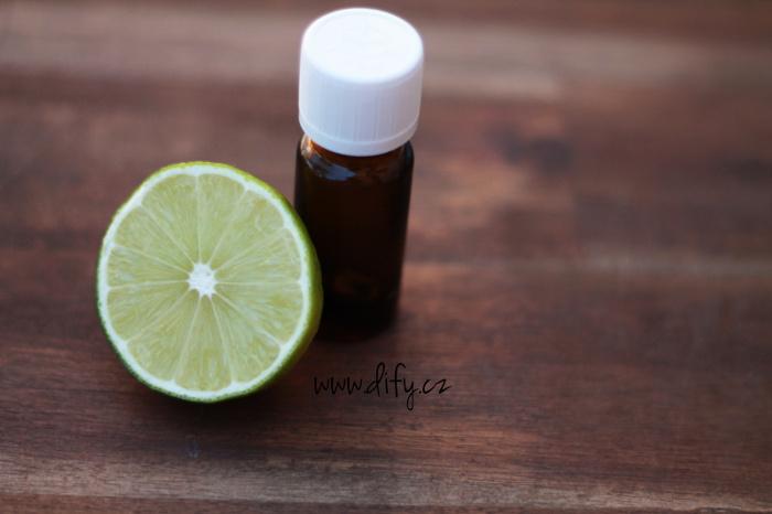 Citrusové esenciální oleje a reakce na světlo