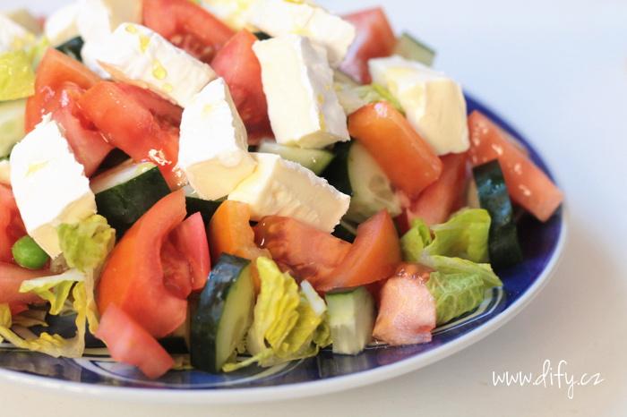 Jak udělat nejlepší salát k obědu - tipy