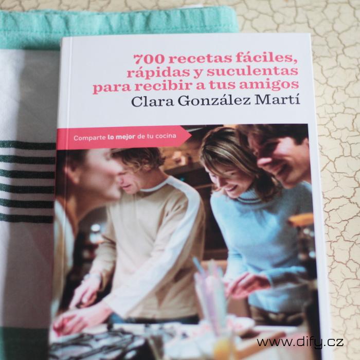 Nová kuchařka do sbírky - španělské recepty