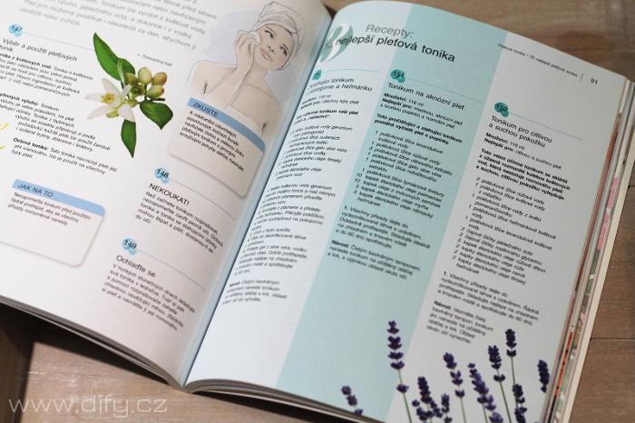 Kniha o výrobě přírodní kosmetiky - recenze