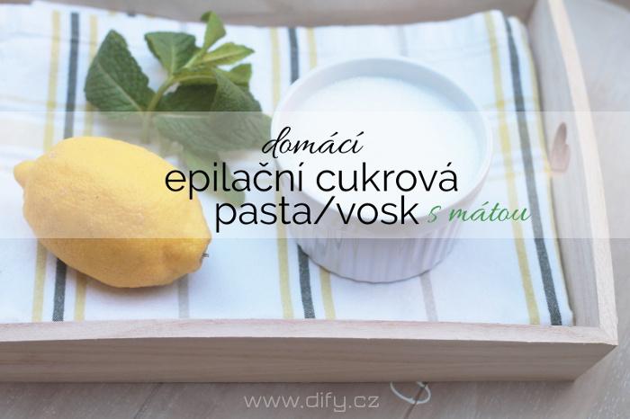 Recept na přírodní epilaci cukrovým voskem