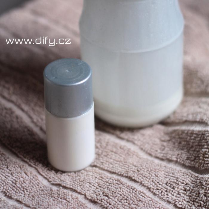 Recept na jednoduché a levné opalovací mléko