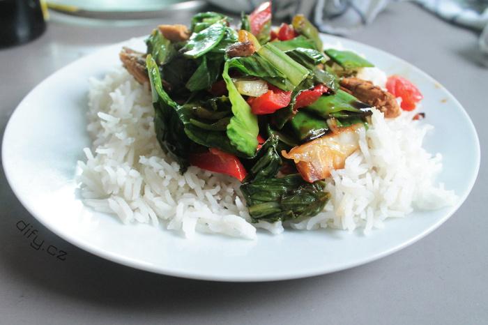 Inspirace čínskou kuchyní