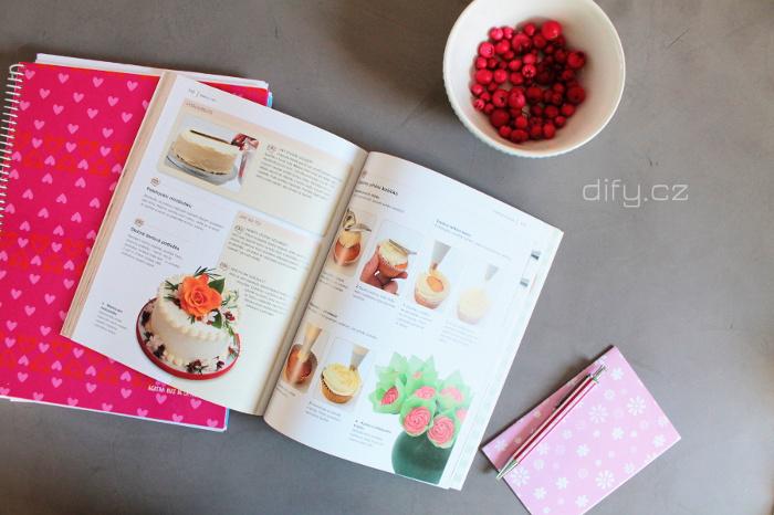 Kniha o pečení a zdobení dortů, Carol Deaconová