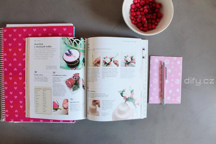 Kniha Pečeme a zdobíme dorty, Carol Deacon, Metafora - recenze