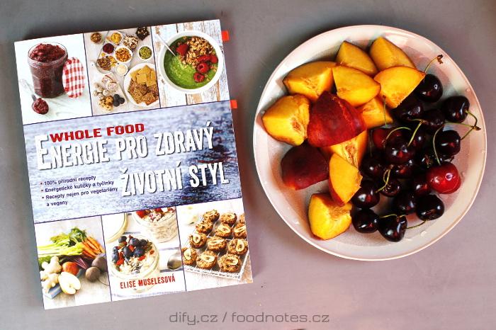 Recenze kuchařky Whole Food od Elise Museles