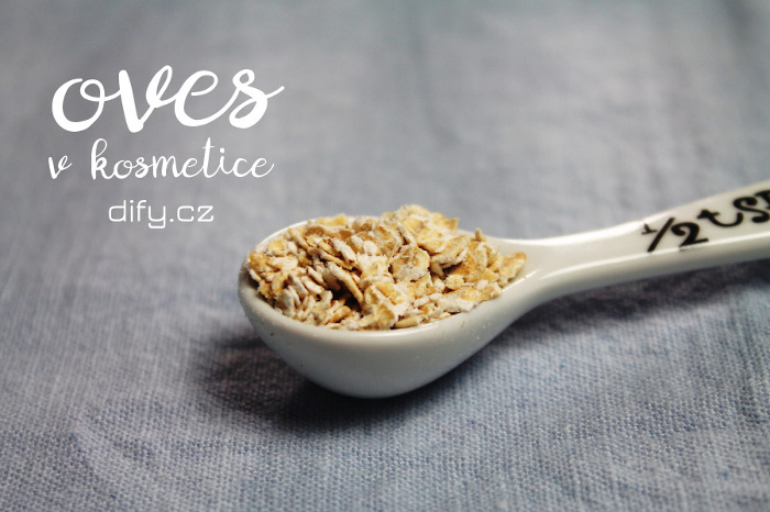 Použití ovesných vloček v přírodní a domácí kosmetice