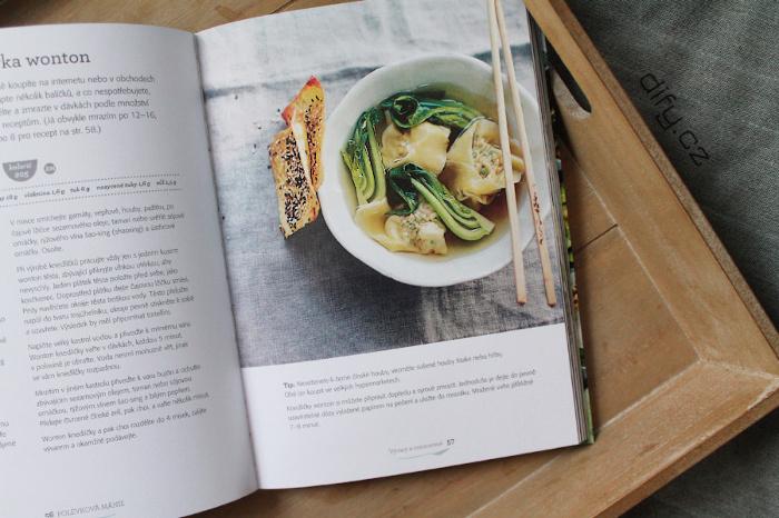 Kuchařka zaměřená speciálně na zdravé polévky - Polévková mánie