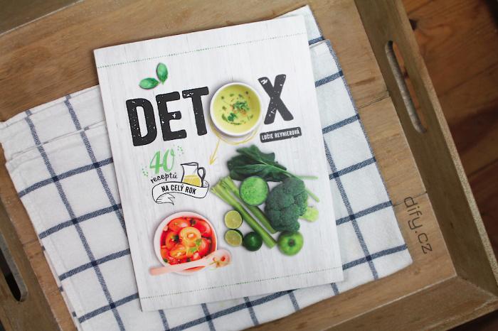 Kuchařka detox - malá ochutnávka nové kuchařky od Metafory