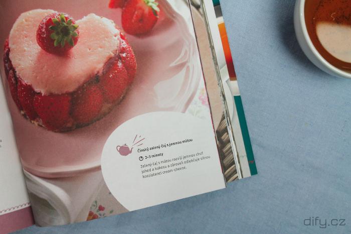 Mini dobroty k čaji, Juliette Lalbaltry - tipy, jak kombinovat čaje s různými chutěmi