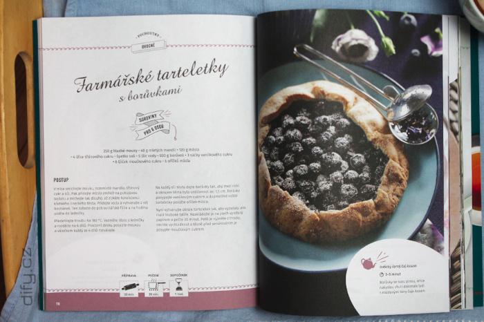 Mini dobroty k čaji, Juliette Lalbaltry - kuchařka plná sladkých drobností