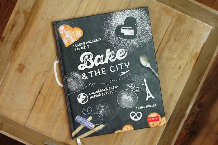 Jaká je kuchařka Bake & The City?