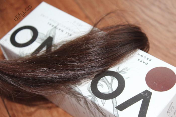Voono - přírodní barva na vlasy na bázi henny