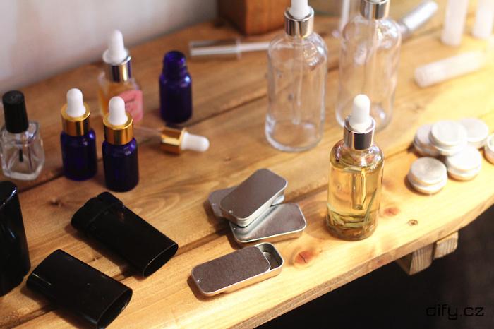 Kde nakupovat suroviny na výrobu domácí kosmetiky?