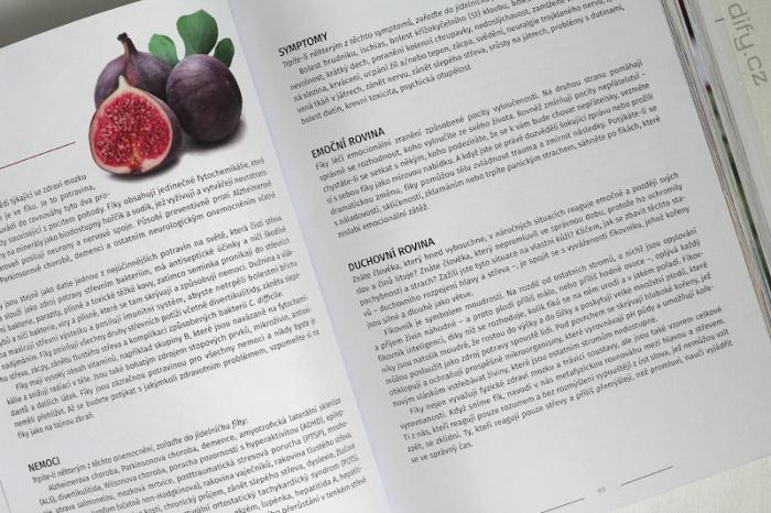 Léčivá síla ovoce a zeleniny, Anthony William