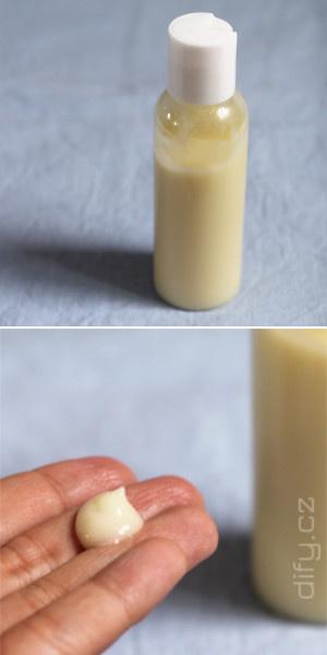 Jednoduché tělové mléko s cedrovým dřevem proti komárům (DIY kosmetika)