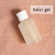 recept na výrobu domácího gelu na holení