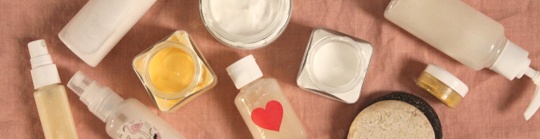 elektronická kniha s recepty na výrobu přírodní domácí kosmetiky