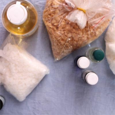 Základní ingredience pro výrobu kosmetiky