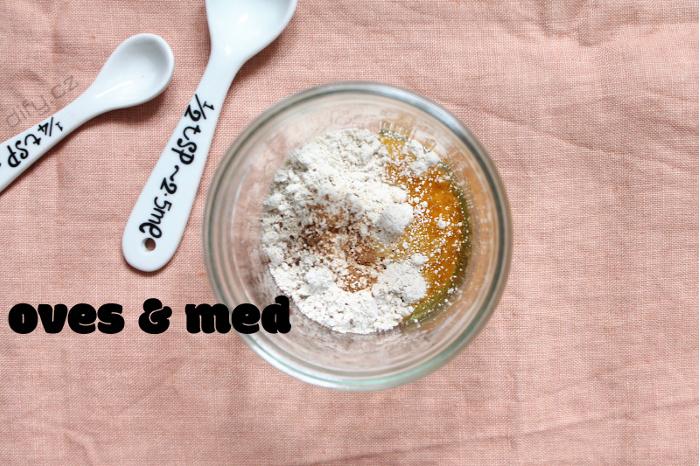 Recept na jednoduchou domácí pleťovou masku