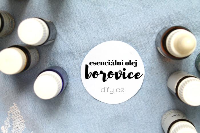 Esenciální olej z borovice a jeho použití v kosmetice