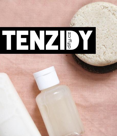 Tenzidy v diy kosmetice - co je to a jaké můžeme použít?