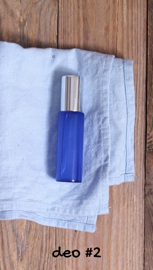 Recept na jednoduchý voňavý domácí dedorant ve spreji (diy kosmetika)