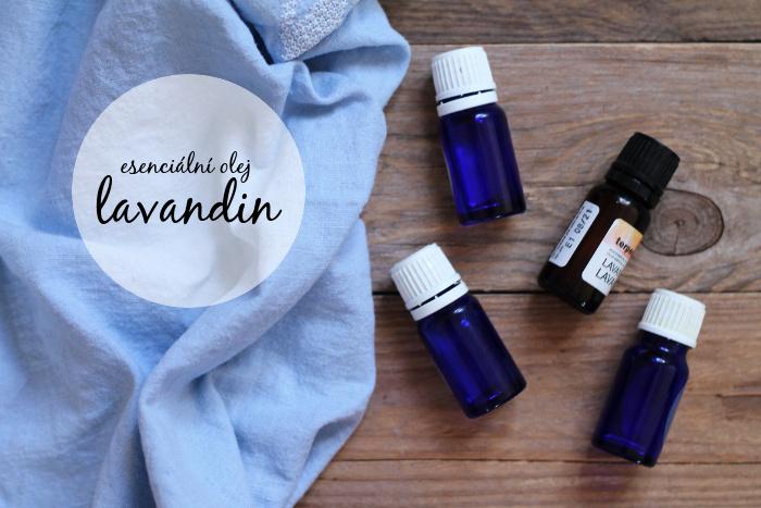 Esenciální olej lavandin - jeho účinky, použití, nejen v diy kosmetice
