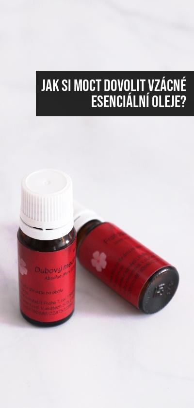 Jak si moct dovolit drahé vzácné esenciální oleje? Aneb jak si dopřát vanilku, růži, jasmín... a další esence pro výrobu parfému (diy kosmetika & aromaterapie)