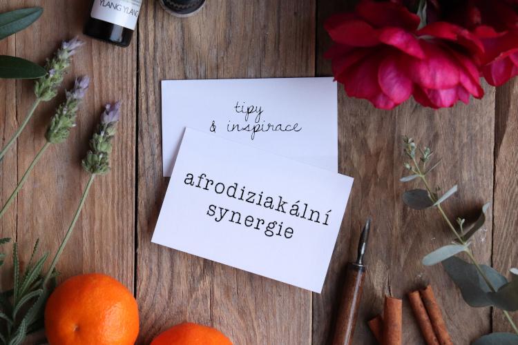Afrodiziakální esenciální oleje - tipy a nápady