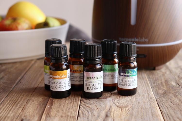 Éterické oleje proti nachlazení